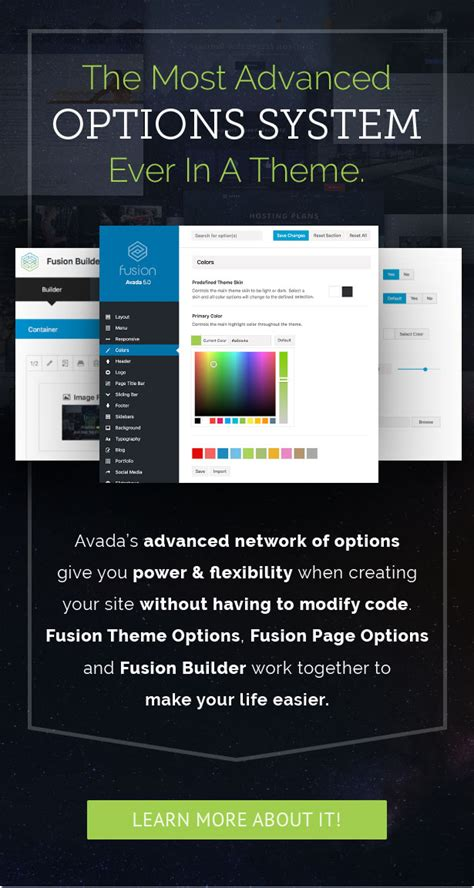 avada theme live preview avada responsive multi purpose theme themekeeper com