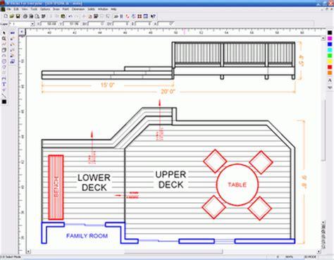 design deck free software 3d decks for everyone deck design software free