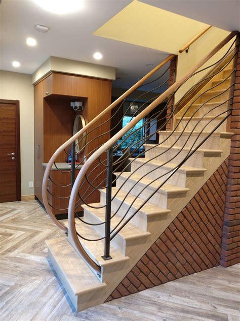 baywood long island dkp wood railings stairs