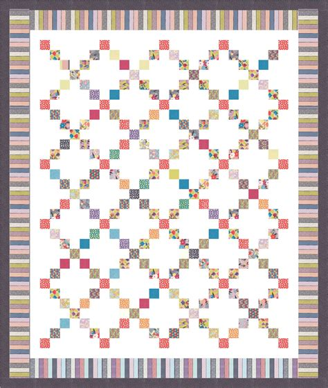 Moda Bake Shop Quilt Patterns by Gardenvale Chain Quilt Moda Bake Shop Bloglovin