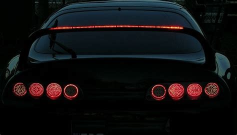 custom supra lights supra led taillights