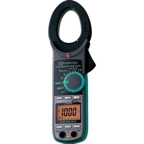 Digital Cl Meters Kyoritsu Model 2010 kyoritsu 2056r kyoritsu digital cl meter 1000 ac dc true rms cat4 radio parts