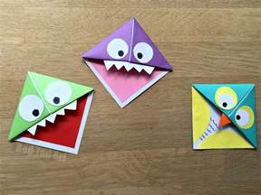 fun amp easy origami corner bookmarks turn them into