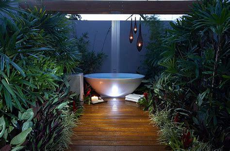 outdoor bathroom designs beautiful outdoor bathroom designs corner