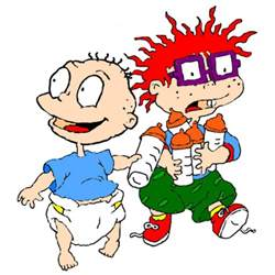 rugrats tv fanart fanart tv