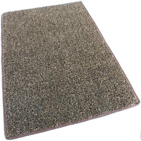 Brown Tan Indoor Outdoor Artificial Grass Turf Area Rug Carpet Outdoor Grass Rugs