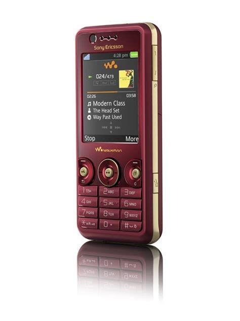 Hp Sony W660i sony ericsson w660i specs photos and more
