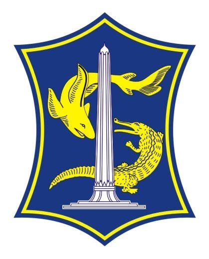 logovectorcdr logo kota surabaya