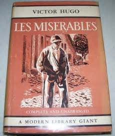 les miserables everymans library 1857152395 les miserables a modern library giant g3 by victor hugo 1940