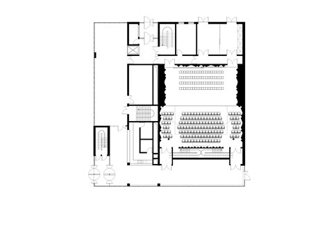 auditorium floor plan auditorium of bondy radio france choral singing