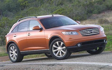 infiniti jeep 2005 infiniti fx45 information and photos zombiedrive
