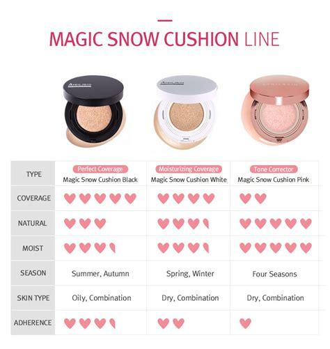 april skin magic snow cushion pink korean april skin malaysia