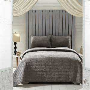 rochelle grey king quilt set teton timberline trading