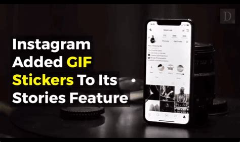 instagram adds new feature that lets you follow hashtags messenger free a new instagram feature lets you add animated gif stickers to your story visualistan