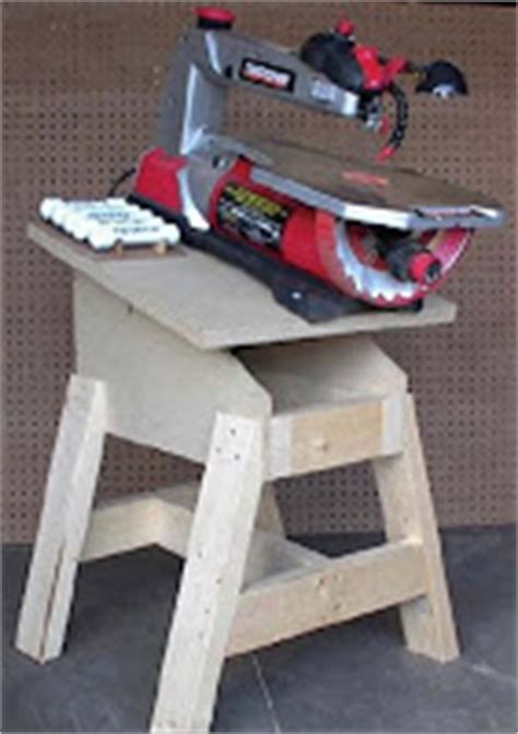 scroll saw bench plans scroll saw goodies scroll saw stand plans