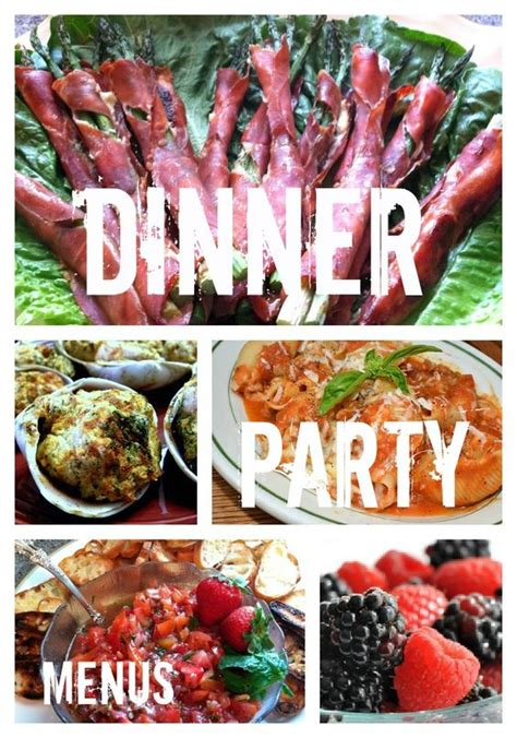 themed party recipes dinner party recipes easy dinner party recipes and dinner