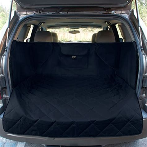 Quilted Cargo Cover by Frontpet Extended Width Quilted Cargo Cover For Suv