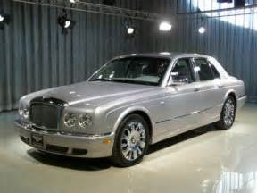 Average Bentley Cost 2005 Bentley Arnage R Mulliner Data Info And Specs