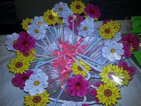 design flower game designer housie tickets for kitty parties have fun