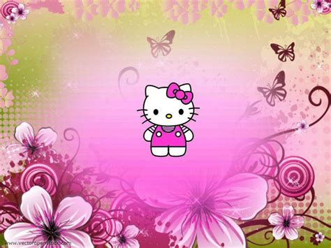 gambar wallpaper cantik untuk laptop hello kitty backgrounds for laptops wallpaper cave