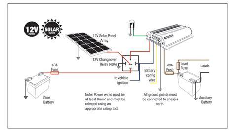 dual battery wiring diagram redarc efcaviation