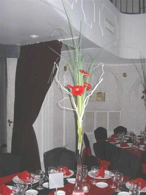 quiero floreros floreros para centros de mesa imagui