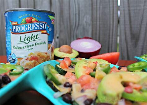 progresso light soup recipes grilled zucchini nachos recipe