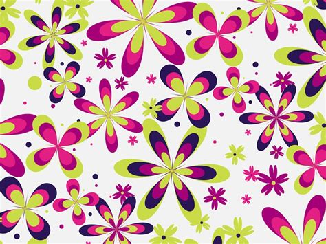 pattern flowers vector cute floral pattern vector vector art graphics