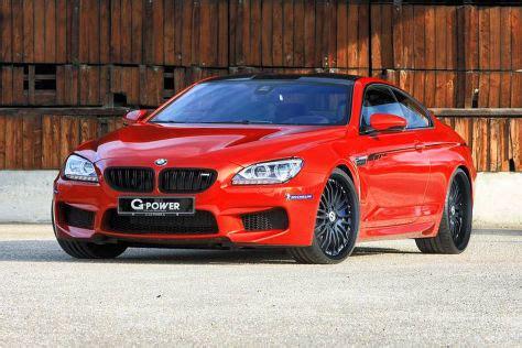 G Power Autos Kaufen by 640 Ps G Power Bmw M6 Kraftkur F 252 R Den Gran Turismo