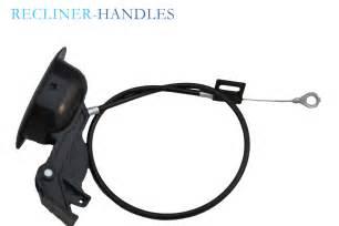 replacement car door flapper style recliner handle for