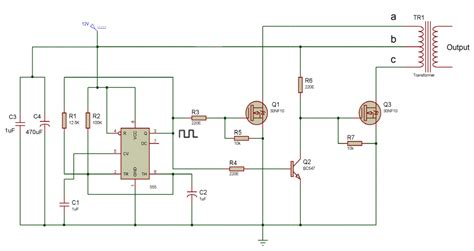 lovely el wire inverter circuit contemporary electrical