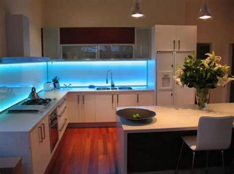 led kitchen lighting ideas ecolumen