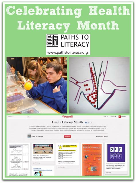 health literacy month one community celebrating health literacy month paths to literacy