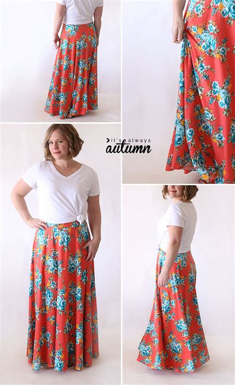 1000 ideas about circle skirt patterns on