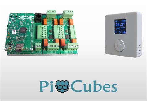 pi cubes offer a raspberry pi based hvac automation system