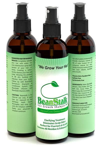 what celebrities use beanstalk hair growth infusion beanstalk family product package beanstalk hair growth
