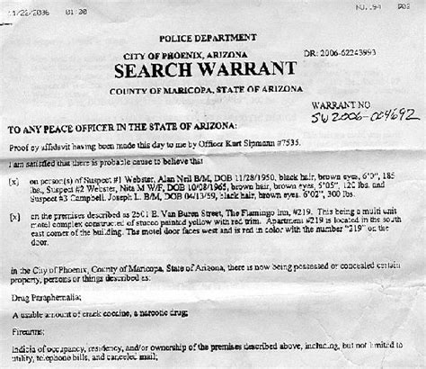 Warrant Search In Arizona Check A Person Background Employee Screening Weekend