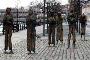 Ocean City Bed And Breakfast Irish Famine Memorial Dublin Memorial To The Famine