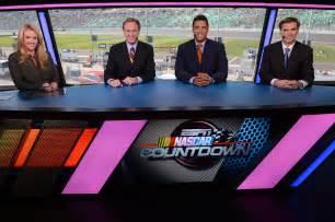 Motorsports this week on espn and abc espn mediazone