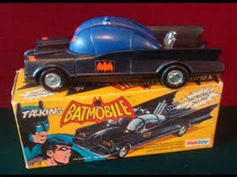 u command batman talking figure tomy palitoy talking batmobile batman car from