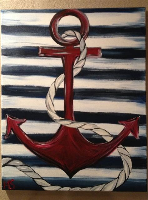 boat anchor paint 25 best ideas about anchor painting on pinterest anchor