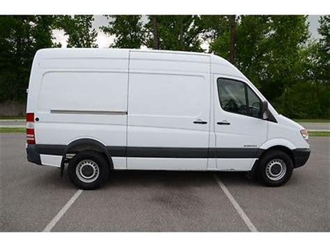 purchase   dodge mercedes sprinter cargo van high roof  mileage  reserve  baton
