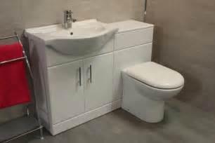 luxury 650 bathroom vanity unit btw back to wall wc