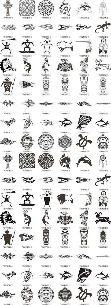 tribal tattoos symbols and meanings symbols and their meanings fonts and symbols alchemy