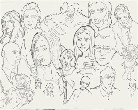 Buffy The Vire Slayer Coloring Pages Slayer Free Coloring Pages by Buffy The Vire Slayer Coloring Pages