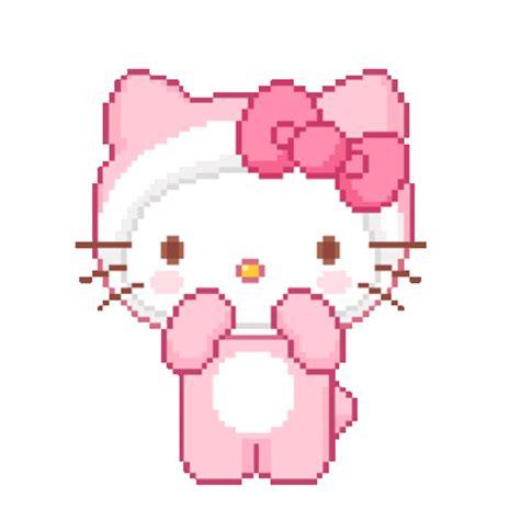 gratis wallpaper hello kitty pink animasi bergerak terbaru wallpaper android iphone gambar gerak hello kitty