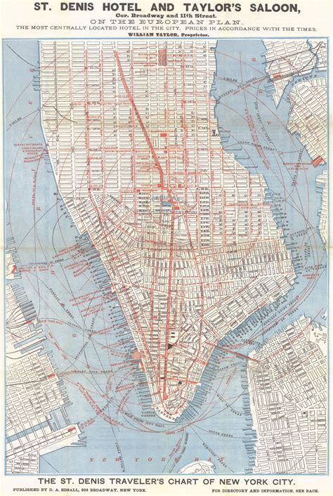 map manhattan streets maps map of manhattan