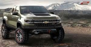 2016 chevrolet colorado zr2 price release date diesel