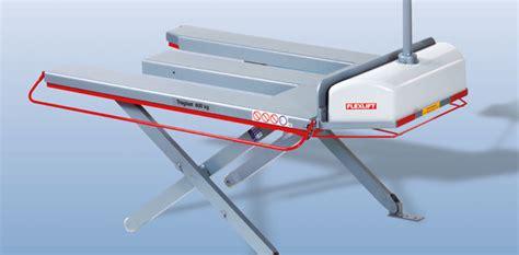 low profile mobile lift table low profile lift tables flexlift hubger 228 te gmbh