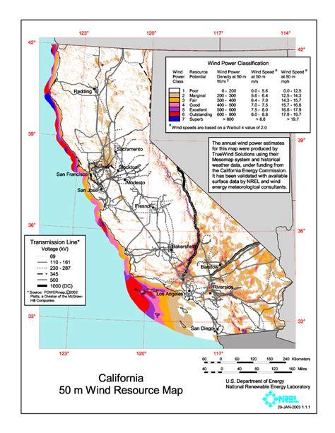 california map resources file california wind resource map 50m 800 jpg wikimedia